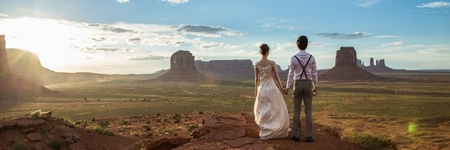 Monument Valley Wedding Location